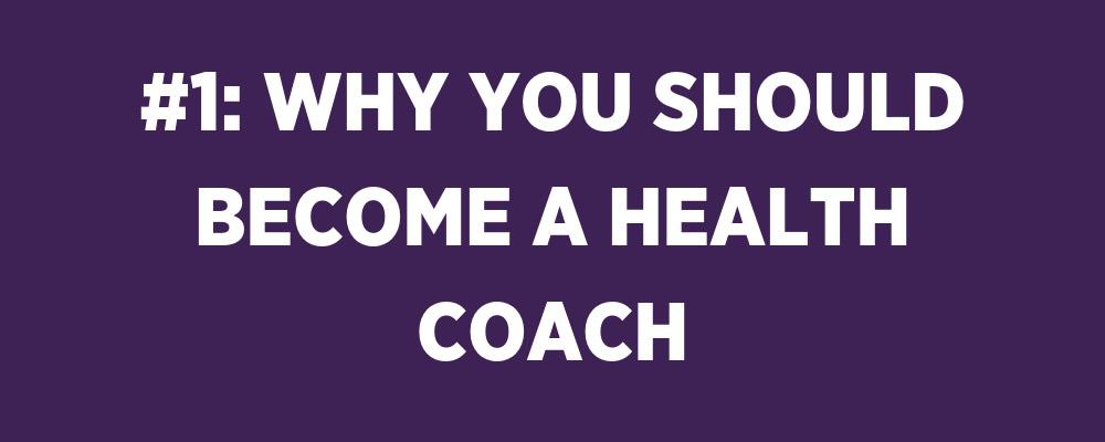 become a health coaching