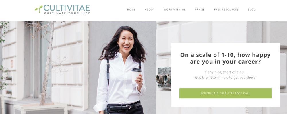 Emily Liu coaching client example